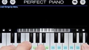 Start Piano Game