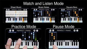 Watch and Listen Mode