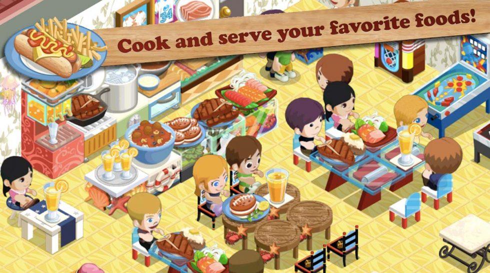 restaurant story serve favorite foods