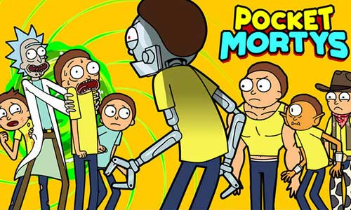 Play Rick and Morty: Pocket Mortys on PC
