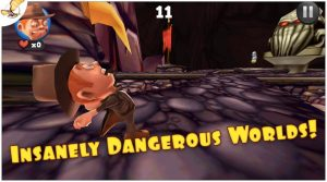 running fred dangerous world