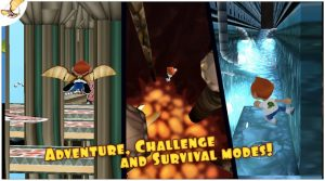 running fred survival modes