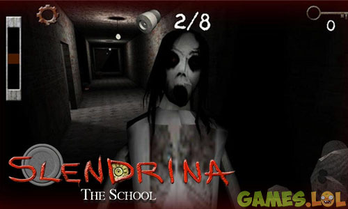Play Slendrina: The School on PC
