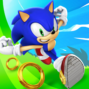 Play Sonic Dash on PC