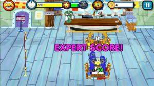 Spongebob Diner Dash Expert Score