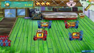 Spongebob Diner Dash Level 4 Gameplay