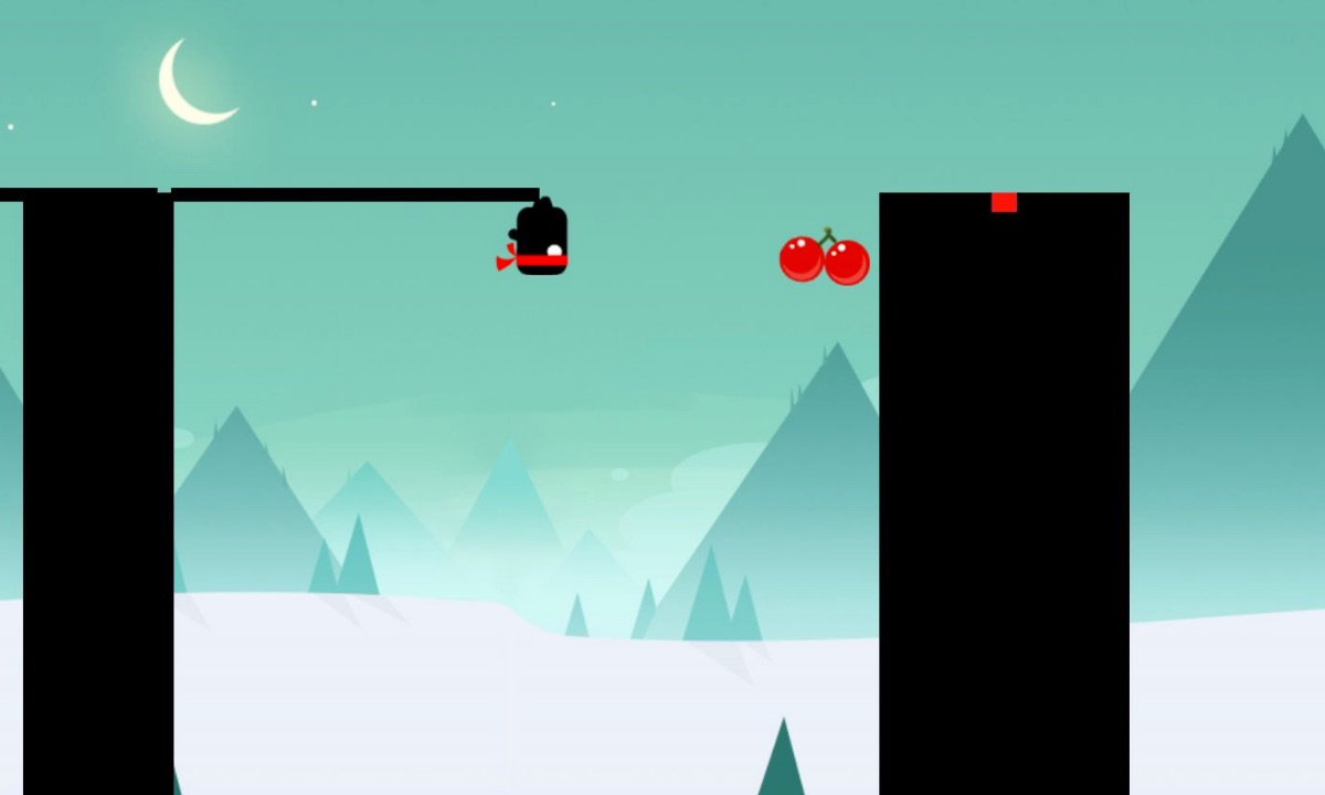 stick hero pyramids cherry night