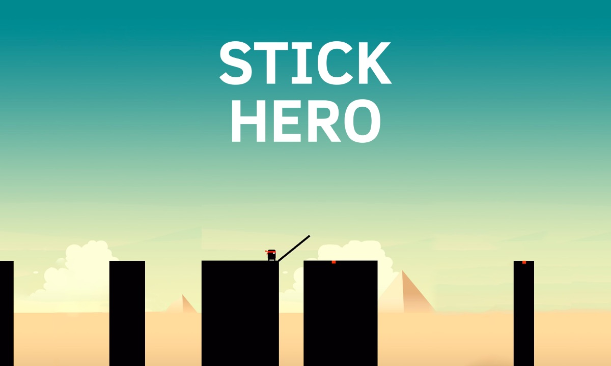stick hero pyramids clouds