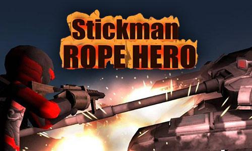 Play Stickman Rope Hero on PC