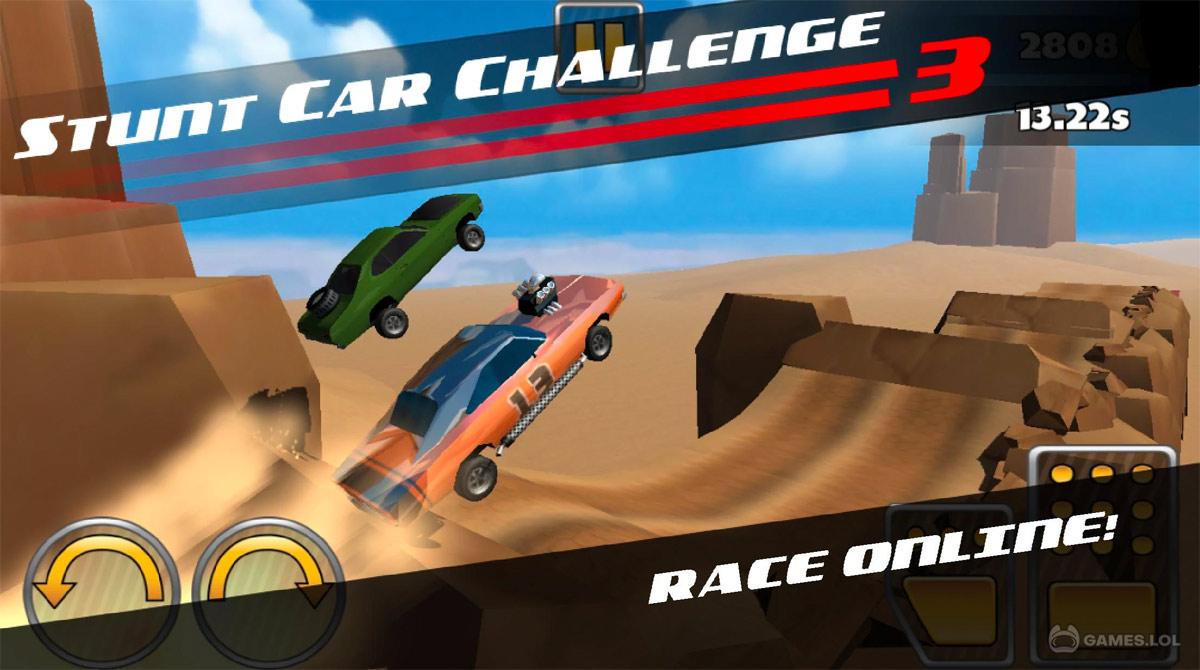 stunt car download PC