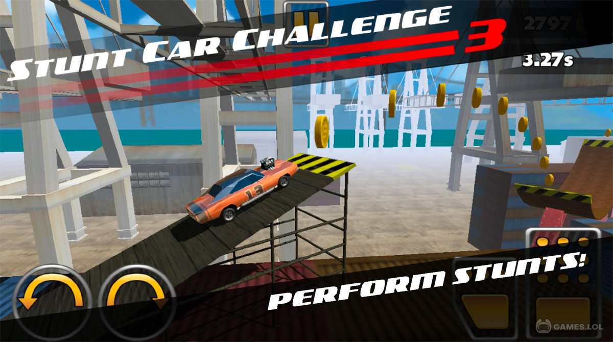 stunt car download free