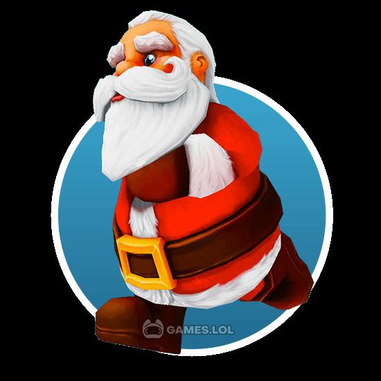 subway santa xmas run download free pc