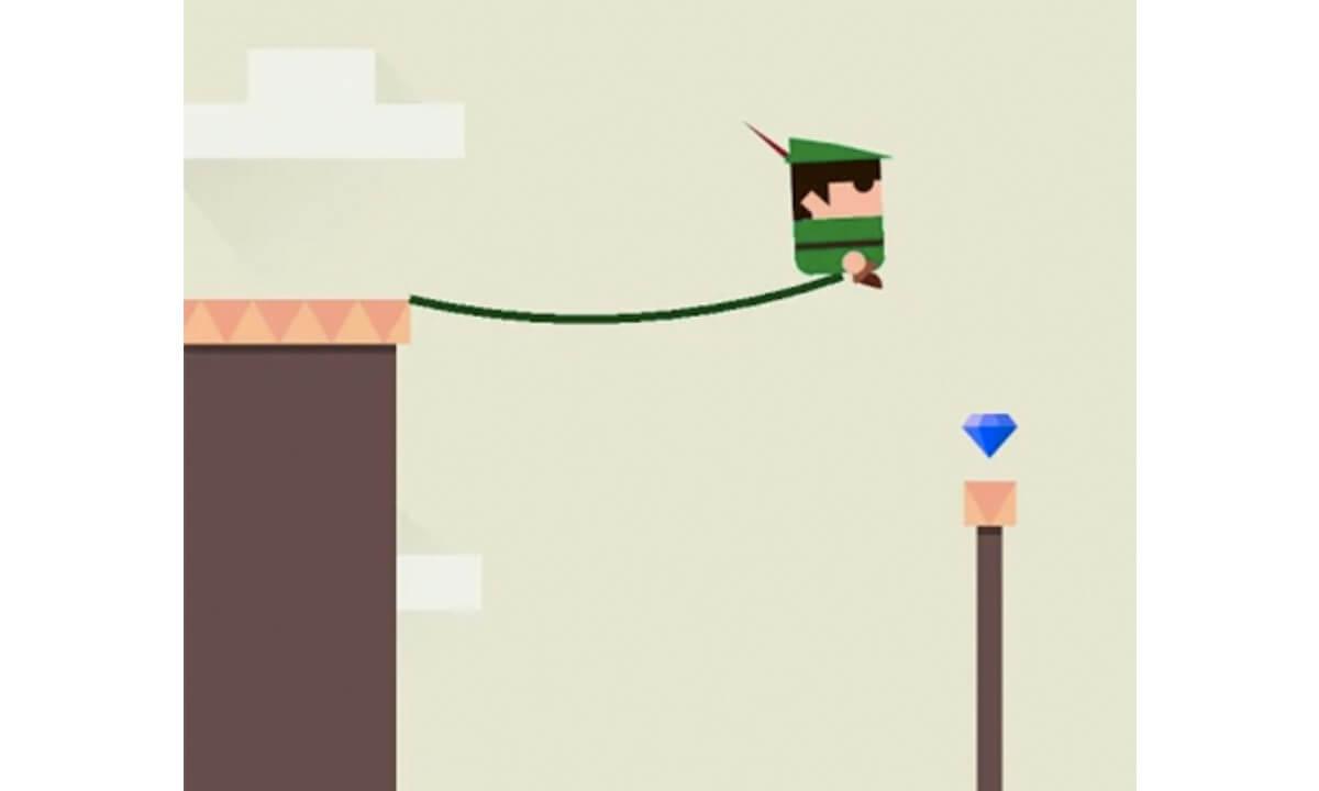 swing jump forward PC free
