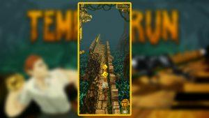 temple run hunter getting coins