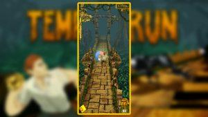temple run jumping magnet