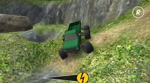 Toy Truck Downhill