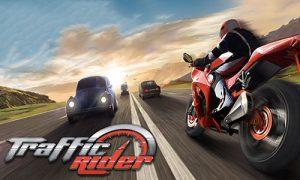 Play Traffic Rider on PC