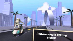 Turbo Dismount Stunts