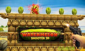 Play Watermelon Shooting 3D on PC