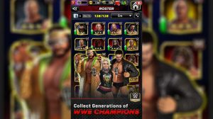 WWE Champions Collection