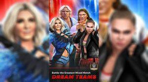 WWE Champions Dream Team