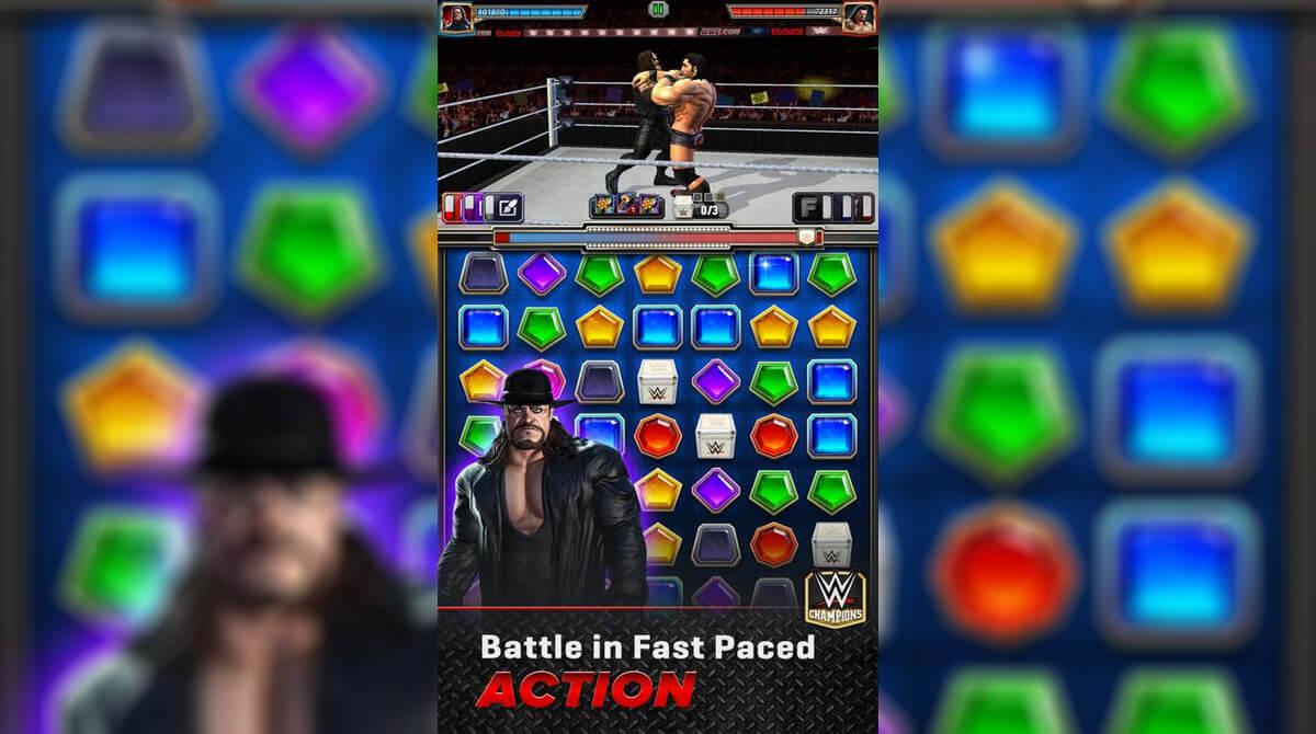 wwe champions undertaker
