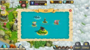 zombie castaways map island