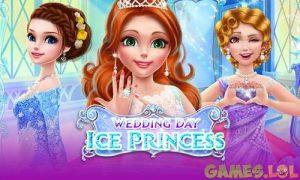 Play Ice Princess – Wedding Day on PC
