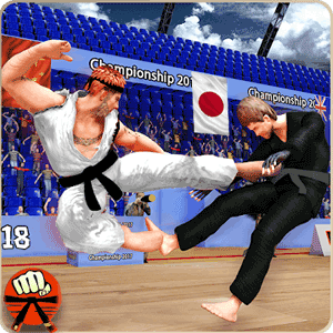 Play Karate King Fighter: Kung Fu 2018 Final Fighting on PC