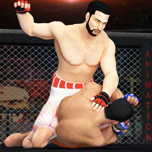 MMA fighting manager ultimate punch