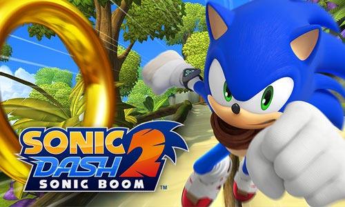 sonic dash boom free version