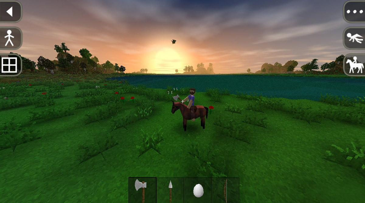 Play Survivalcraft Demo on PC