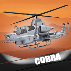 Play AH-1 Viper Cobra Ops – helicopter flight simulator on PC