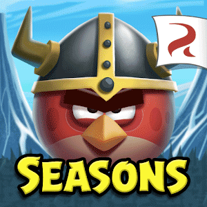 Play Angry Birds Seasons on PC