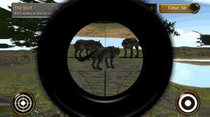 animal hunter 3d on target