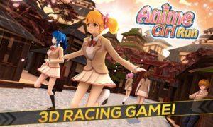 Play Anime Girl Run – Yandere Survival – Manga Love on PC