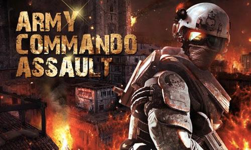 army commando assault combat mission
