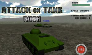 Play Attack on Tank : Rush – Heroes of WW2 on PC