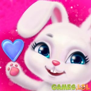 Play Baby Bunny – My Talking Pet on PC