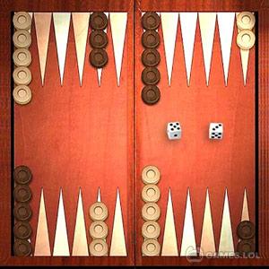 Play Backgammon Mighty on PC