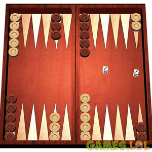 backgammon mighty online board