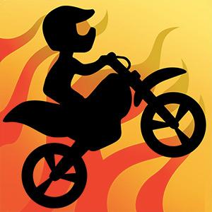 bike race wild racing
