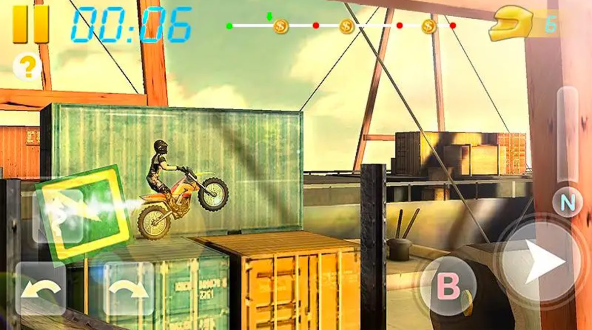 bike racing 3d amazing physics
