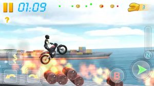 bike racing 3d crazy stunts