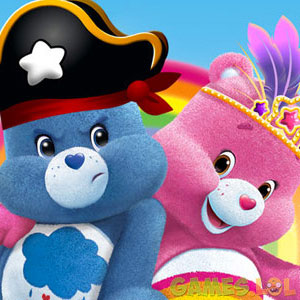 care bears music cheer and grumpy dress up