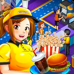 Play Cinema Panic 2: Cooking Quest on PC
