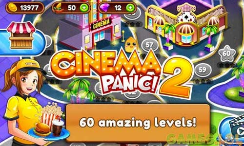 cinema panic 2 sixty amazing levels