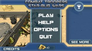 combat troopers paused menu