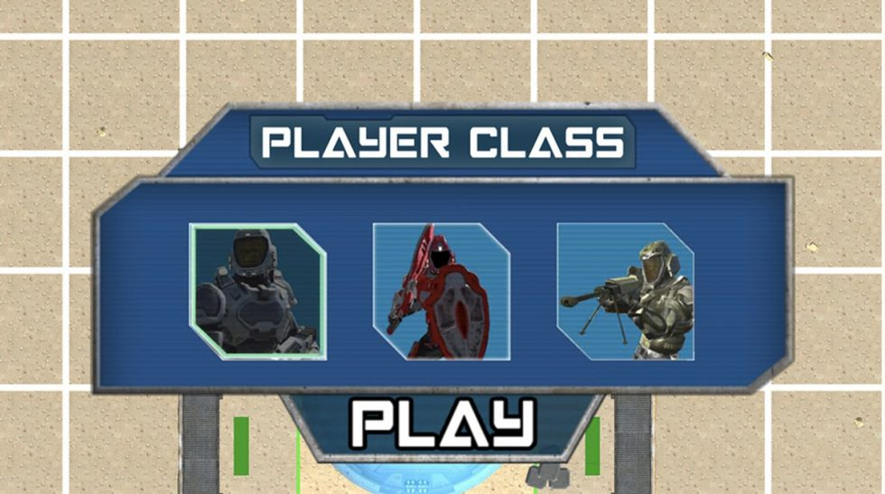 combat troopers soldier classes
