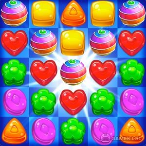 Play Cookie Crush Match 3 on PC
